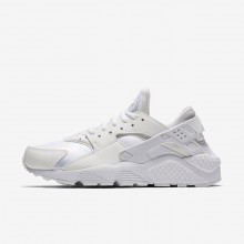 100QHKBG Womens White Nike Air Huarache Lifestyle Shoes
