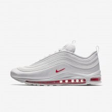 102UBLND Chaussure Casual Nike Air Max 97 Ultra 17 L Homme Grise/Orange/Grise