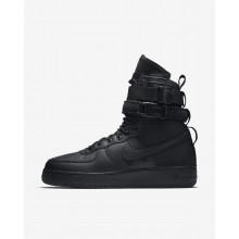 106SMXHO Zapatillas Casual Nike SF Air Force 1 Hombre Negras