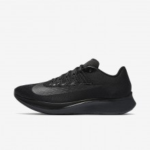 133AHFGY Womens Black/Anthracite Nike Zoom Fly Running Shoes