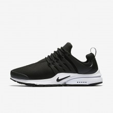 255ECNDJ Mens Black/White Nike Air Presto Essential Lifestyle Shoes