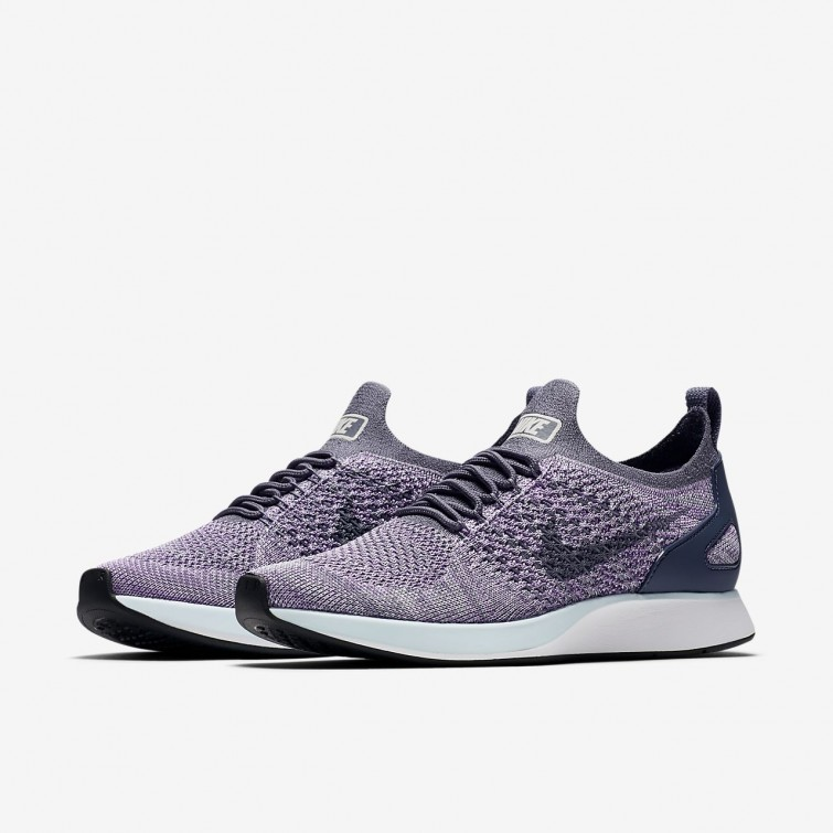 quality design 06393 f4a95 ... 259BMUFJ Womens Light Carbon Summit White Glacier Blue Nike Air Zoom  Mariah Flyknit Racer