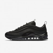 297DGNUW Womens Black Nike Air Max 97 Ultra 17 Lifestyle Shoes