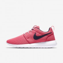 311LHCQP Womens Sea Coral/White/Obsidian Nike Roshe One Lifestyle Shoes