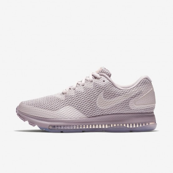 312WOCSI Womens Particle Rose/Barely Rose Nike Zoom All Out Low 2 Running Shoes