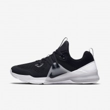 320DJHQS Mens Black/White Nike Zoom Train Command Training Shoes