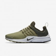 366XLSIZ Mens Neutral Olive/Cargo Khaki/Black Nike Air Presto Essential Lifestyle Shoes