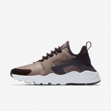 413CURWM Womens Port Wine/Metallic Mahogany/Particle Pink Nike Air Huarache Ultra SE Lifestyle Shoes