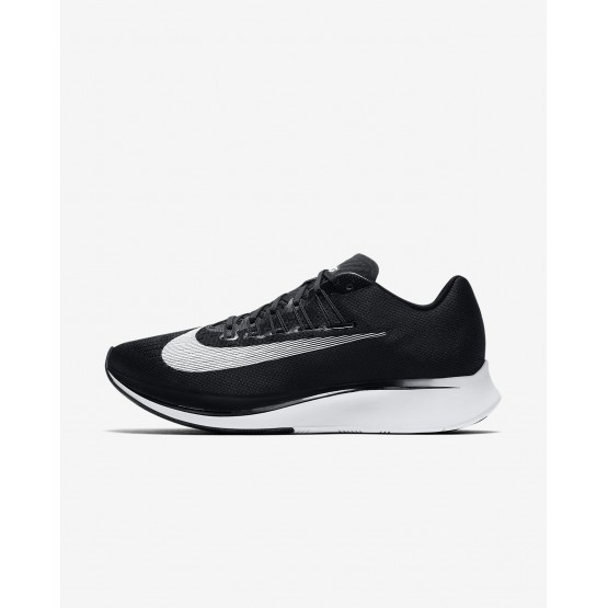439RSGZY Mens Black/Anthracite/White Nike Zoom Fly Running Shoes