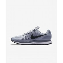 448GLRYM Mens Pure Platinum/Cool Grey/Black/Anthracite Nike Air Zoom Pegasus 34 Running Shoes