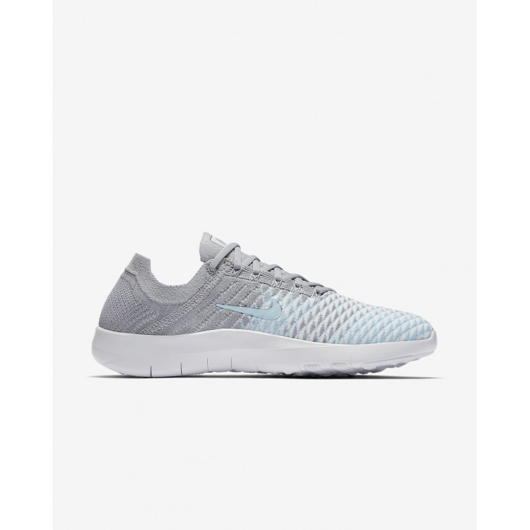 d04a7088b4d5 ... 574SFAOI Womens Wolf Grey White Glacier Ice Nike Free TR Flyknit 2  Training Shoes ...