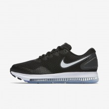 589BTFDX Chaussure Running Nike Zoom All Out Low 2 Femme Noir/Blanche