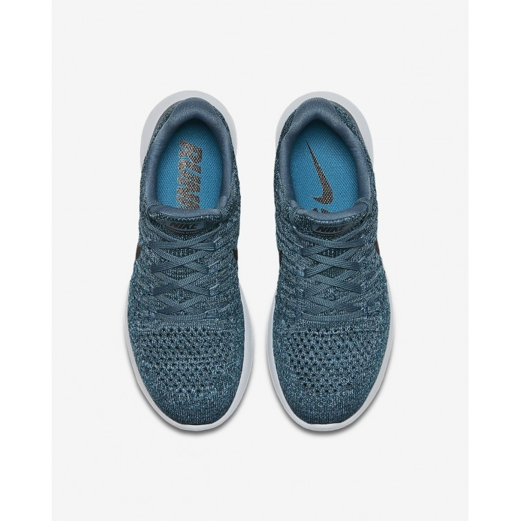 super popular c53cb 4eac0 ... 613JNYZS Womens Iced Jade Dark Atomic Teal Blustery Black Nike  LunarEpic Low Flyknit ...
