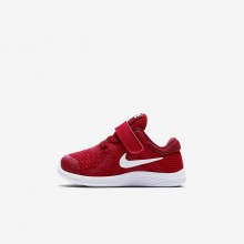 629XHSBP Chaussure Running Nike Revolution 4 Fille Rouge/Rouge/Noir/Blanche