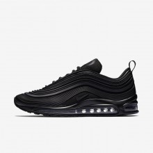 653XLJUB Mens Black/Anthracite Nike Air Max 97 Ultra 17 Premium Lifestyle Shoes