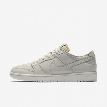 656MTKAD Chaussure de Skate Nike SB Zoom Dunk Low Pro Deconstructed Homme Clair Blanche/Kaki