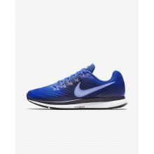660OMQRZ Mens Hyper Royal/Obsidian/Royal Tint/Royal Pulse Nike Air Zoom Pegasus 34 Running Shoes