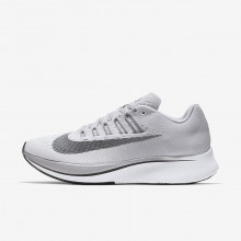 680TLOUV Womens Vast Grey/Atmosphere Grey/Gunsmoke/Anthracite Nike Zoom Fly Running Shoes