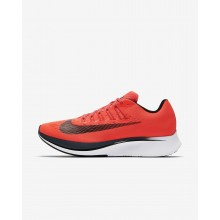 739VOCWL Mens Bright Crimson/Blue Fox/White/Black Nike Zoom Fly Running Shoes