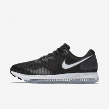 754FLQXA Mens Black/Anthracite/White Nike Zoom All Out Low 2 Running Shoes