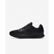 771PVJND Womens Black/Anthracite/Dark Grey Nike Air Zoom Pegasus 34 Running Shoes