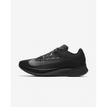 782UCMWD Mens Black/Anthracite Nike Zoom Fly Running Shoes