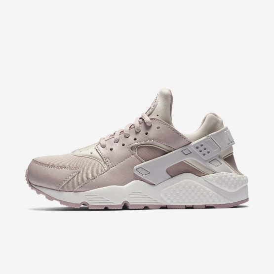 837COATY Womens Vast Grey/Summit White/Particle Rose Nike Air Huarache Lifestyle Shoes