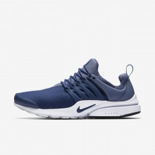 850IWTUQ Mens Navy/Diffused Blue/Black Nike Air Presto Essential Lifestyle Shoes