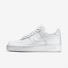 871UMGRD Womens White Nike Air Force 1 07 Lifestyle Shoes