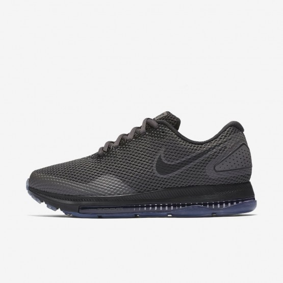 873HYPUN Womens Midnight Fog/Obsidian/Black Nike Zoom All Out Low 2 Running Shoes