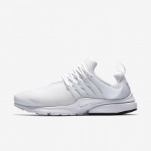 949ZEOMS Mens White/Black Nike Air Presto Essential Lifestyle Shoes
